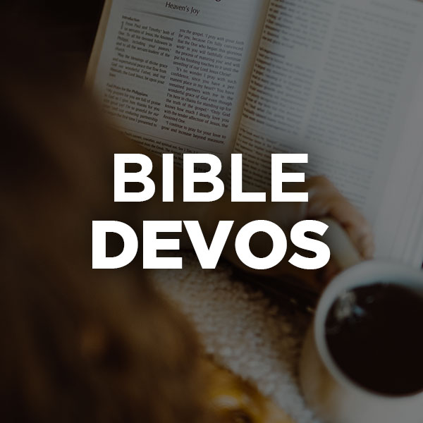 Bible Devotionals